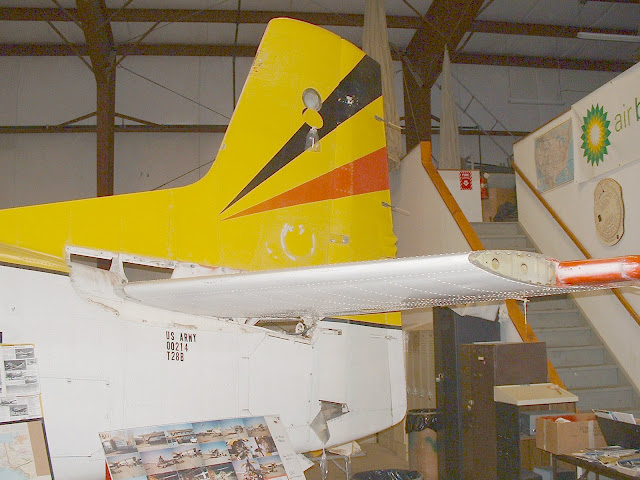 T-28 tail photo