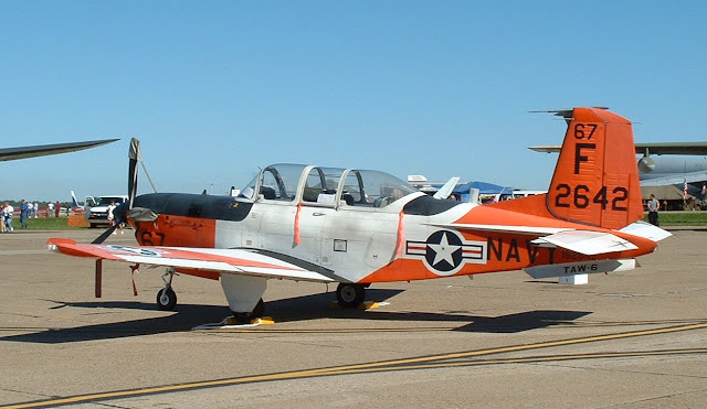 Beech T-34C Turbo-Mentor overall photo