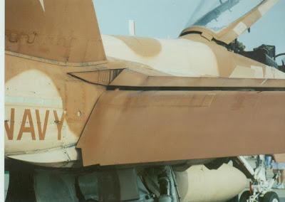 FA-18B flap photo