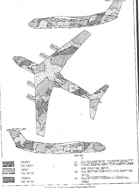 C-141 3-view