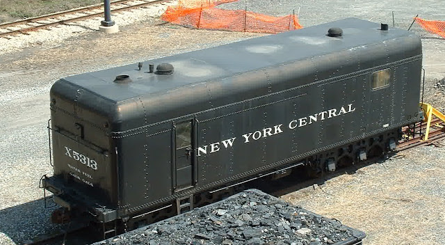 NYC Hudson tender photo