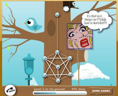Juegos Online: Untagle Deluxe