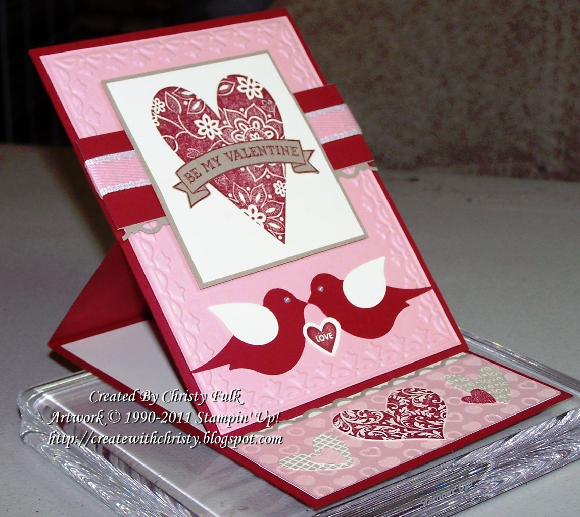Stamps Be My Valentine Mini Amp I Heart Hearts Sets. 1148 x 1024.How To Make Valentine's Day Cards Homemade