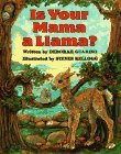 Is Your Mama A Llama children's book review