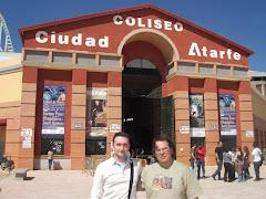 """""""ESCUCHANDO A KNOPFLER"""" en Atarfe 2008"""