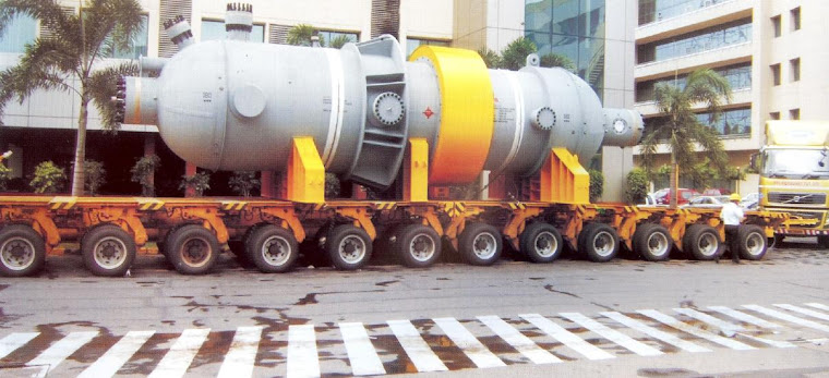 Heavy / ODC Transport in India: CEAT India Road Transportation