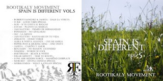 ROOTIKALY MOVEMENT - SPAIN IS DIFFERENT VOL.5 ROOTIKALY+MOVEMENT+-+SPAIN+IS+DIFFERENT+VOL.5+-+WEB