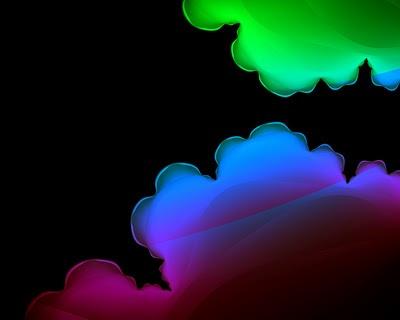 manchas-azul-y-verde-sobre-fondo-negro