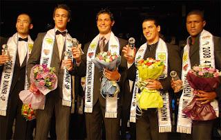 Mister Morocco wins Manhunt International 2008