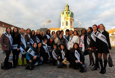 Queen of the World 2009 Winner - Veronika Vovchuk, Miss Ukraine