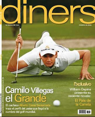 Debido al éxito que ha venido cosechando nuestro golfista estrella Camilo  Villegas ecc7b97b470