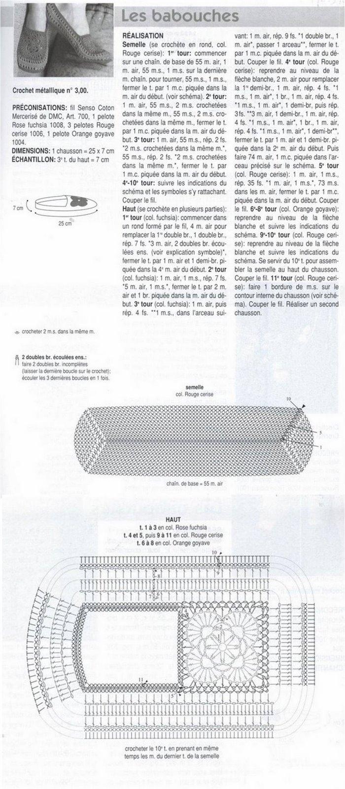 Solo esquemas y diseños de crochet: octubre 2012