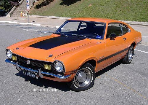03ccb2c48 O Maverick foi um automóvel criado pela Ford dos Estados Unidos que obteve  grande sucesso em seu país de origem. Também foi fabricado no Brasil entre  1973 e ...