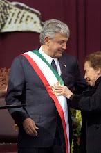 PRESIDENTE LEGITIMO DE MÉXICO