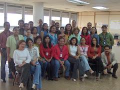 Reunión. Personal Docente. Ciudad Bolívar