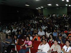 """Foro sobre """"El Sistema Tributario en Venezuela"""" UBV - Sede Bolívar"""