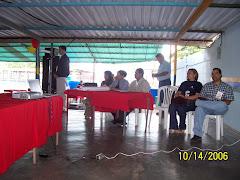 II Encuentro de Estudiantes PFGEJ TUMEREMO 2006