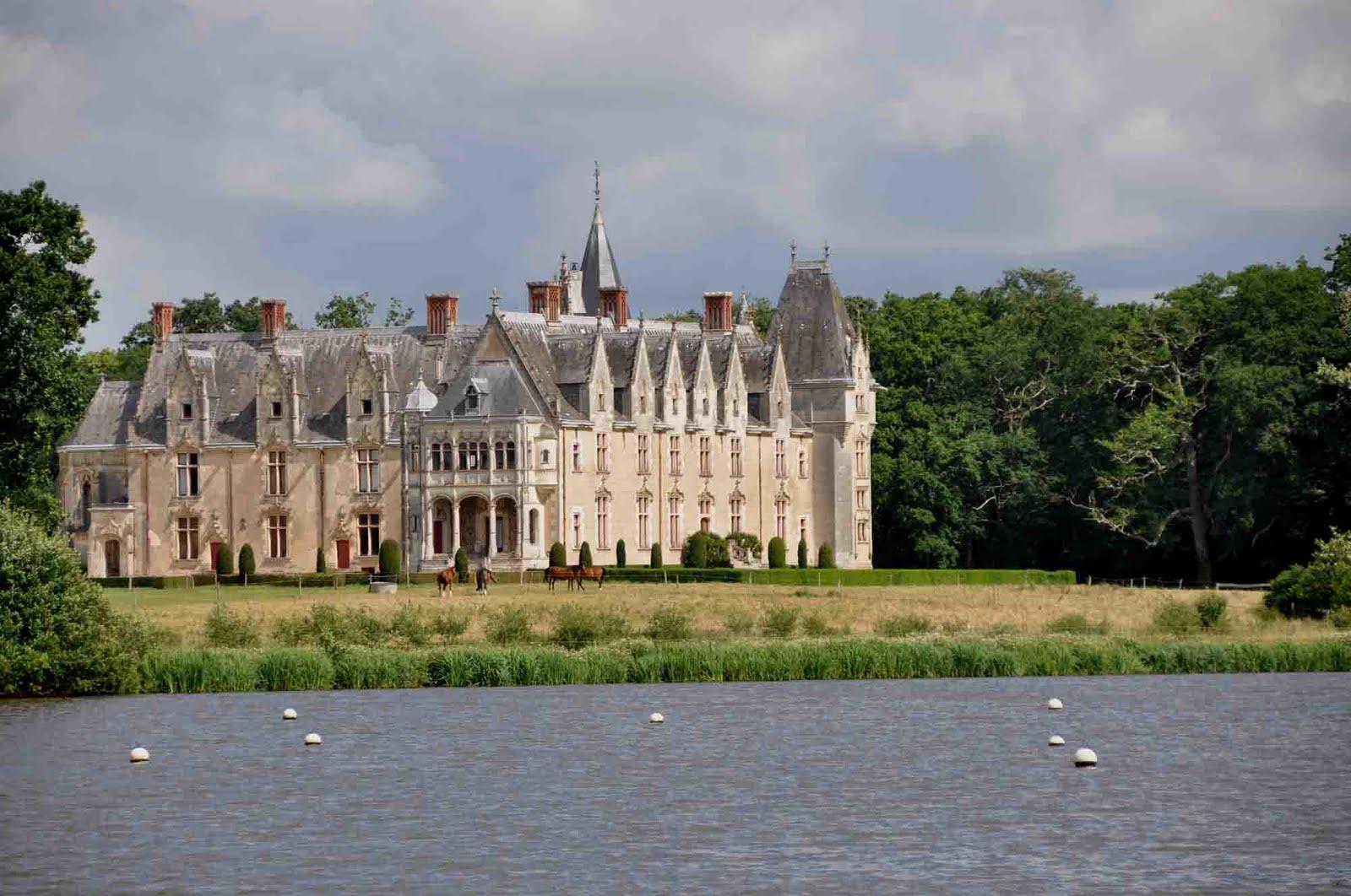 Océan Manor Sur Le Canal De Nantes à Brest