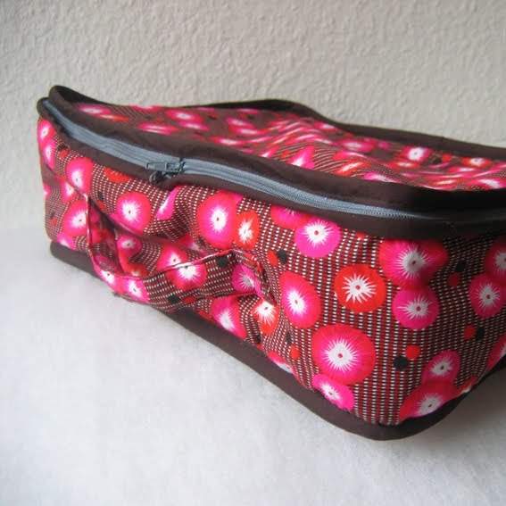 dans ma petite valise valise en tissus pour h h h. Black Bedroom Furniture Sets. Home Design Ideas