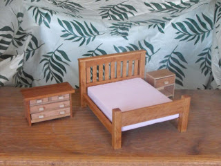 grampa s dollhouse miniatures Mission Style Bedroom Ideas Contemporary Style Bedroom Ideas