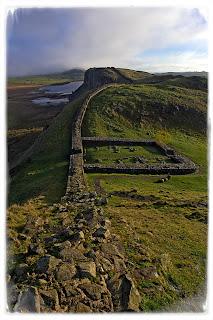Standard Hadrian's Wall - Image © David Toyne