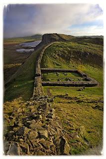 Velvia Hadrian's Wall - Image © David Toyne