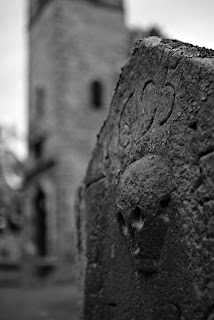 Church, Graveyard And Tombstone - Image © John MacLeod