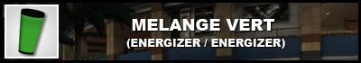 Mélange Vert (Energizer)
