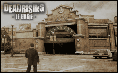 DEAD RISING WALKTHROUGH