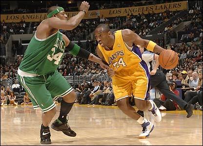 2010 NBA Finals Lakers vs Celtics - Game 6 - YouTube