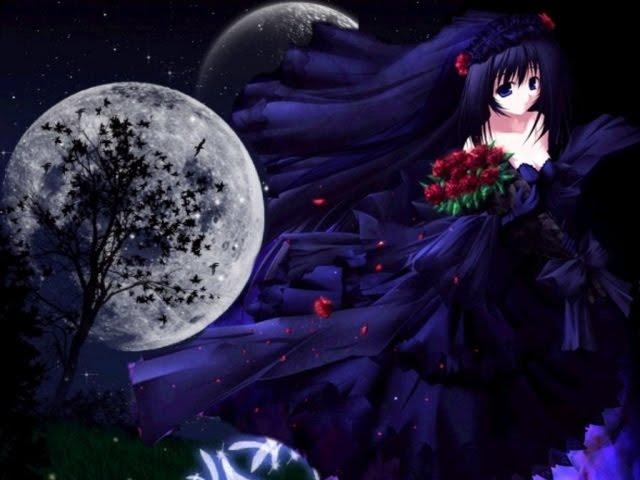 Animes portugal fotos de animes - Dark anime girl pics ...