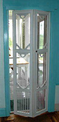 easier and cheaper bi fold screen door