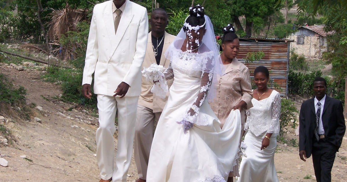 Haitian women for marriage