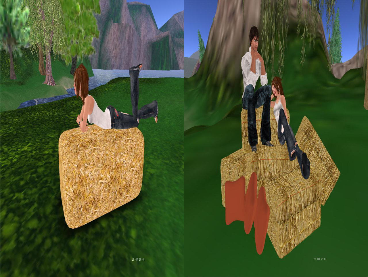 The SL Fashionista: Needle In A Haystack Hunt - Part 3!