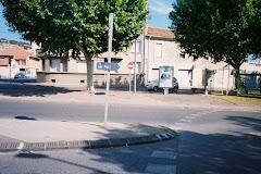 Luberon Bike Ride Sign
