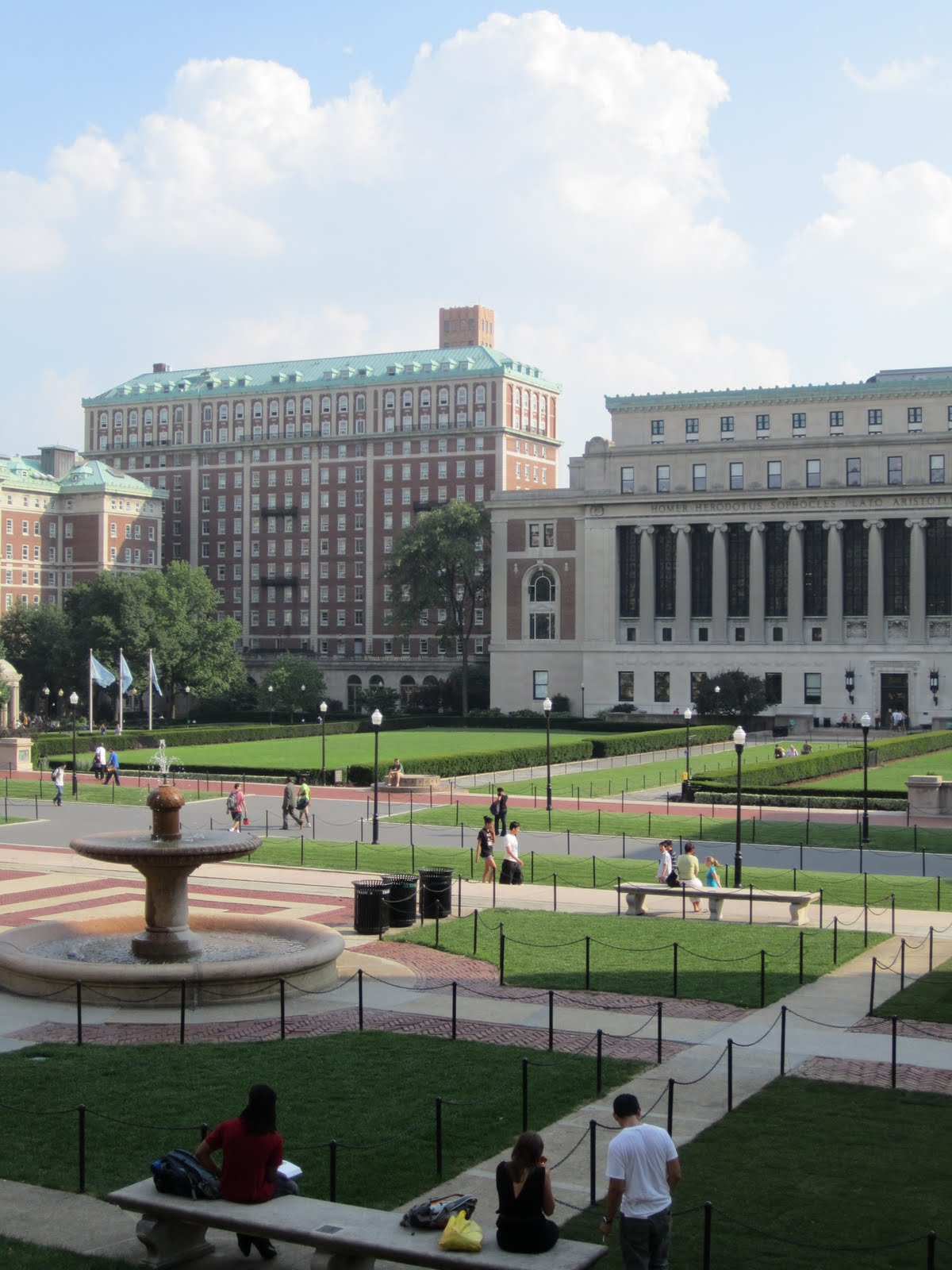 The Showdown: NYU vs. Columbia | Life at NYU Law