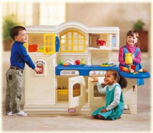 Kitchen Little: MyBundleToys: Little Tikes Country Kitchen (Preloved