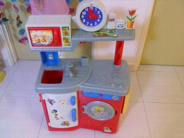 Mybundletoys Fisher Price Cook N Clean Kitchen