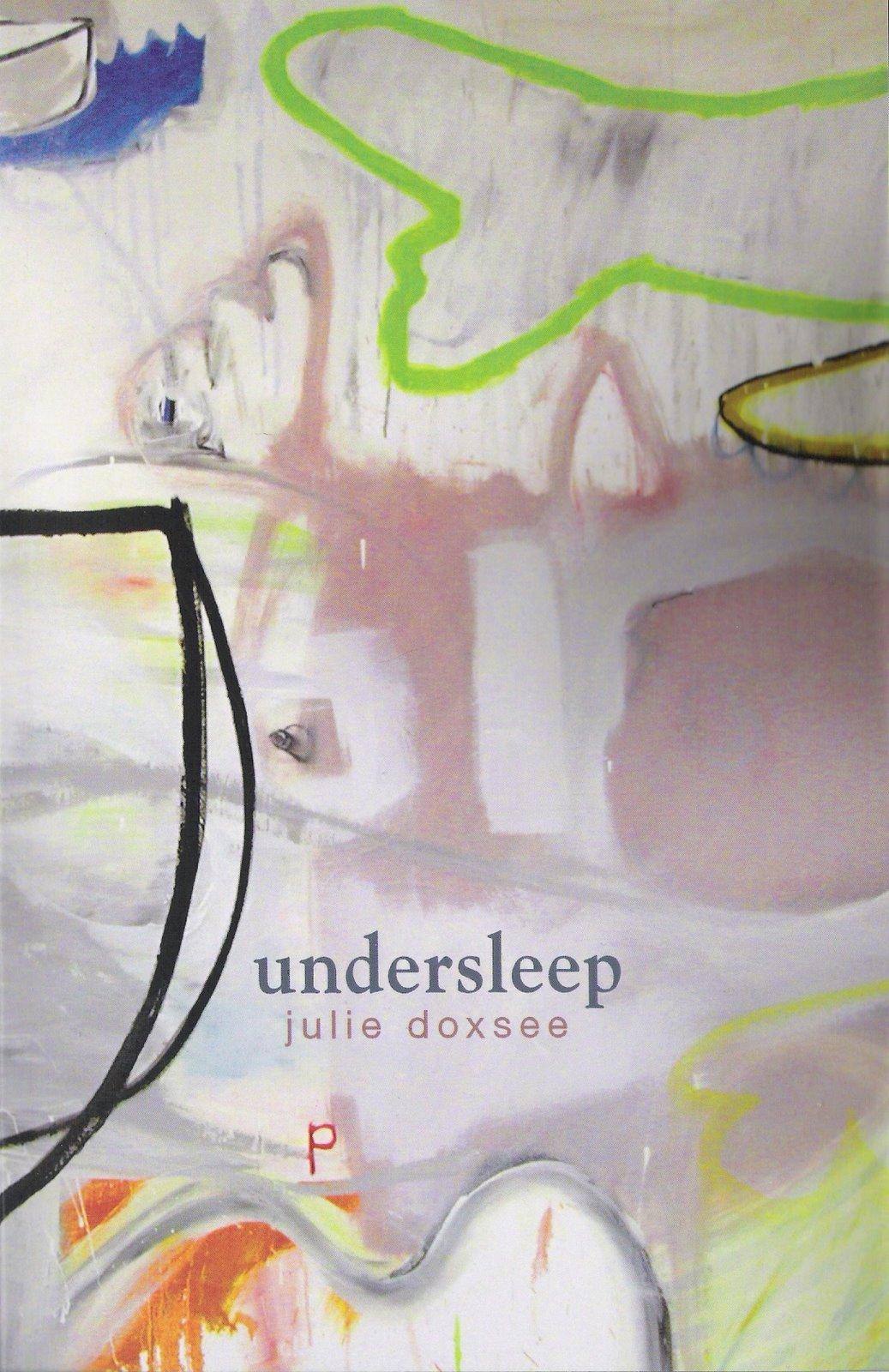 UNDERSLEEP Julie Doxsee OCTOPUS BOOKS