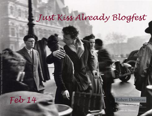 Just Kiss Already Blogfest