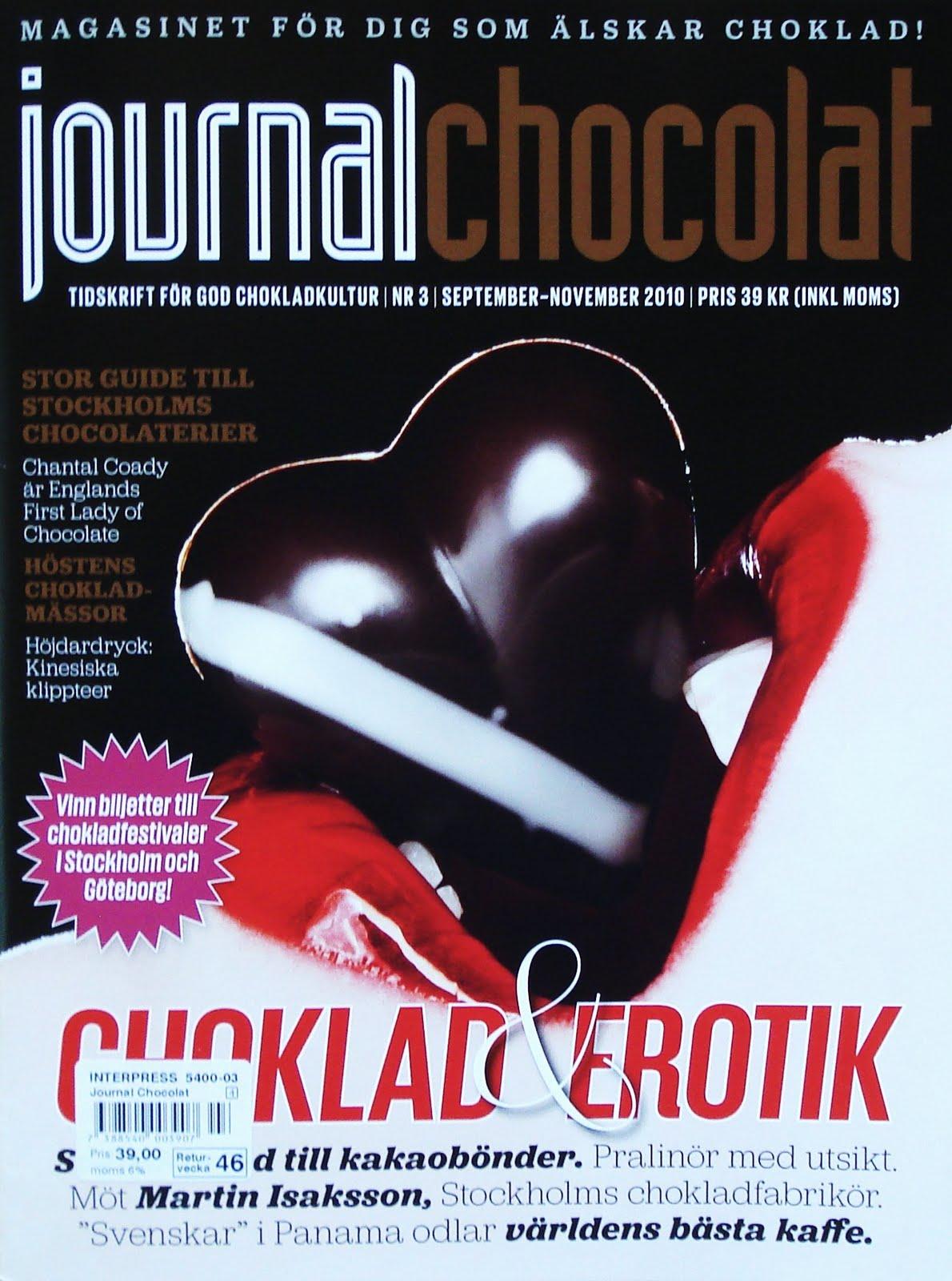 Choklad för fler än gottegrisar 7f9fa1ebaa34d