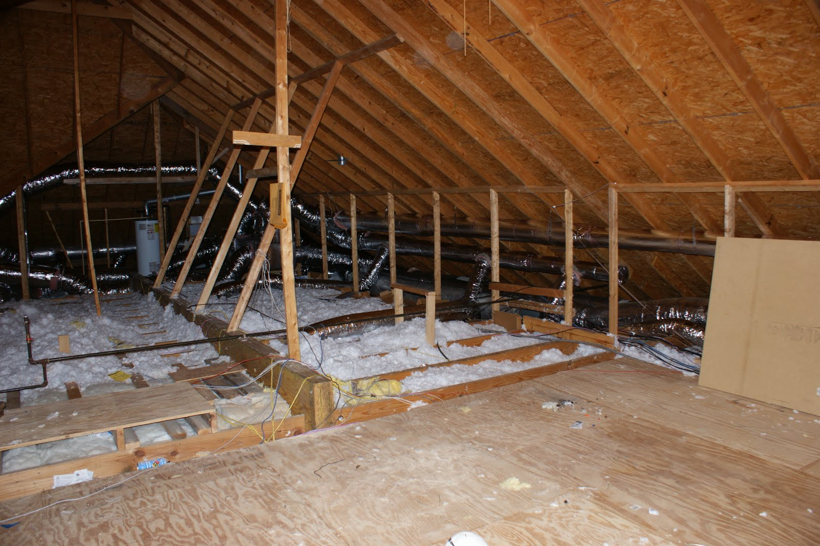attic redo ideas - Answers on the Attic and The Social Network
