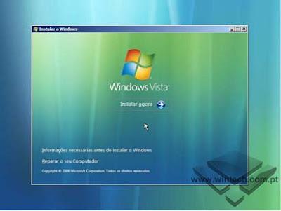 [Tutorial] Aprenda a formatar e instalar o Windows Vista 6C