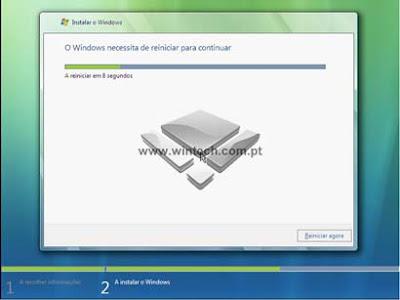 [Tutorial] Aprenda a formatar e instalar o Windows Vista 8B