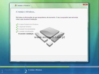 [Tutorial] Aprenda a formatar e instalar o Windows Vista 10