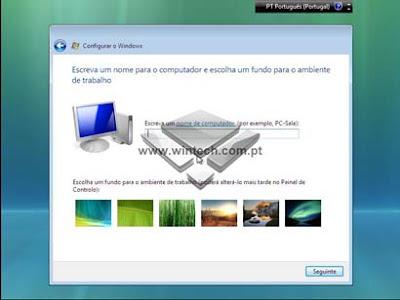 [Tutorial] Aprenda a formatar e instalar o Windows Vista 11B