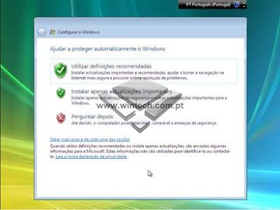 [Tutorial] Aprenda a formatar e instalar o Windows Vista 11C