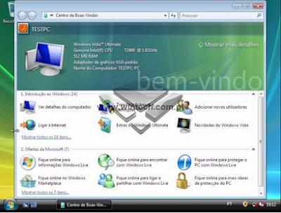 [Tutorial] Aprenda a formatar e instalar o Windows Vista 16