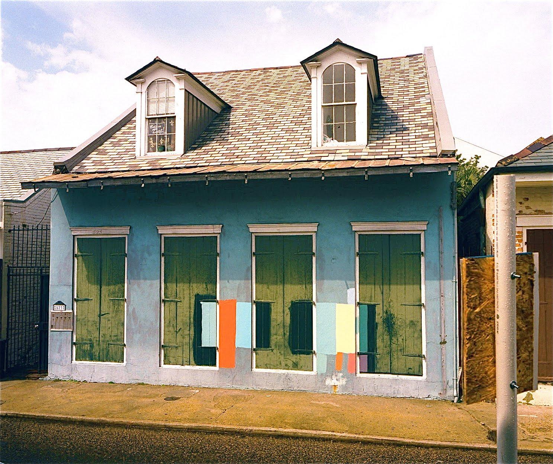 William Greiner Creole Cottage