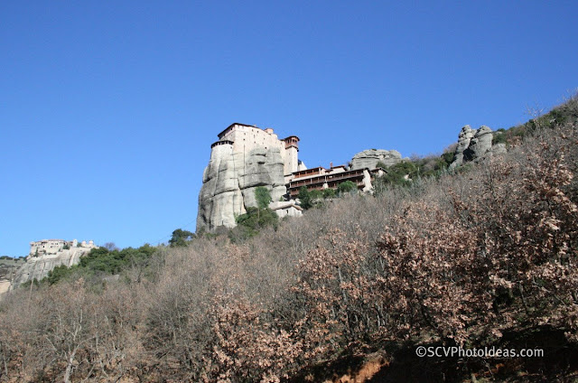 Meteora in December light III